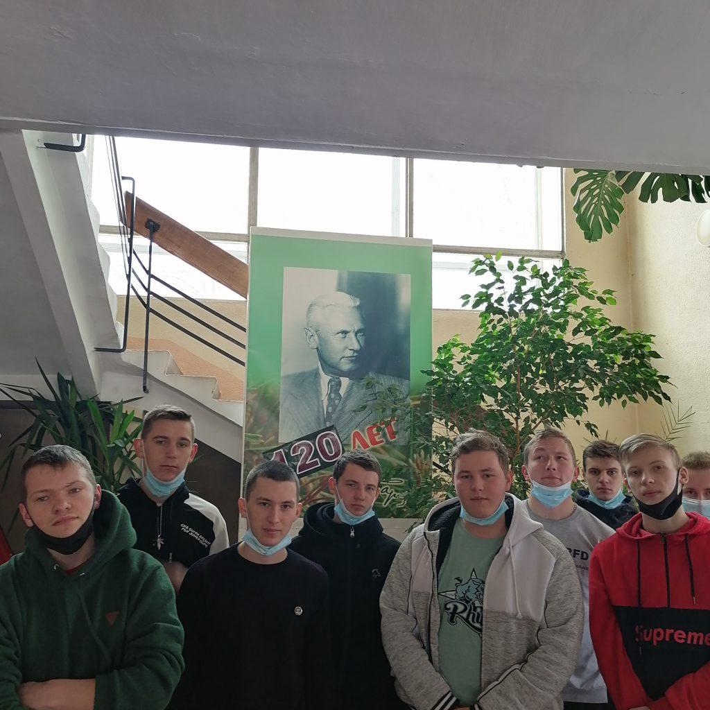 Посещение музея А.А.Фадеева. «Подвиг во имя жизни» к 75-летию публикации романа А.А. Фадеева